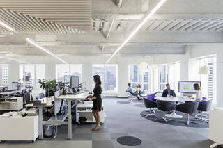 Office Furniture in Office Redesigns