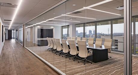 Deutsch Family Wine & Spirits Conference Room Design