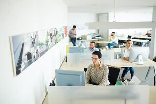 Flexibility and Open Office Design