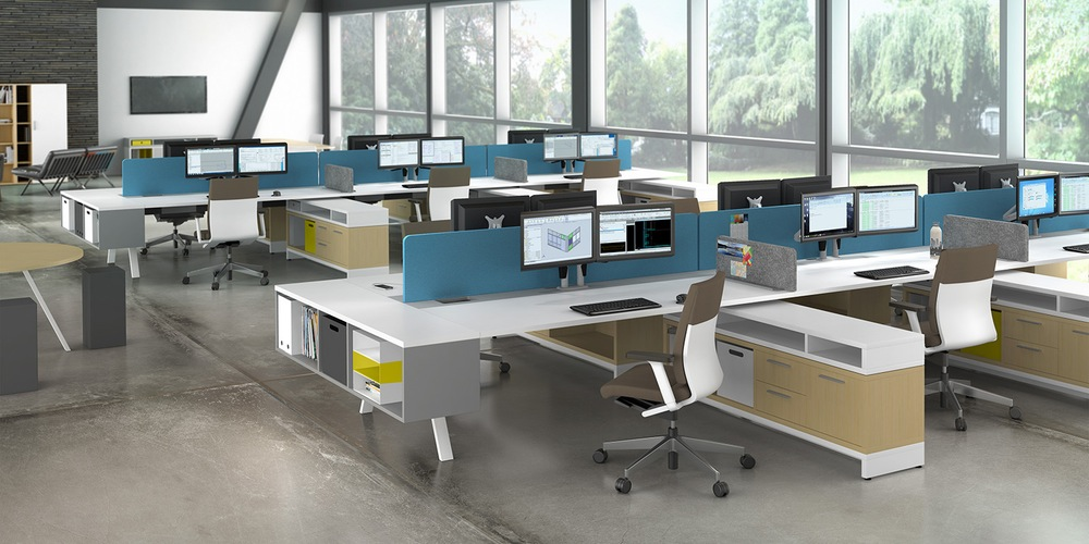 The Role of Furniture in Office Redesign