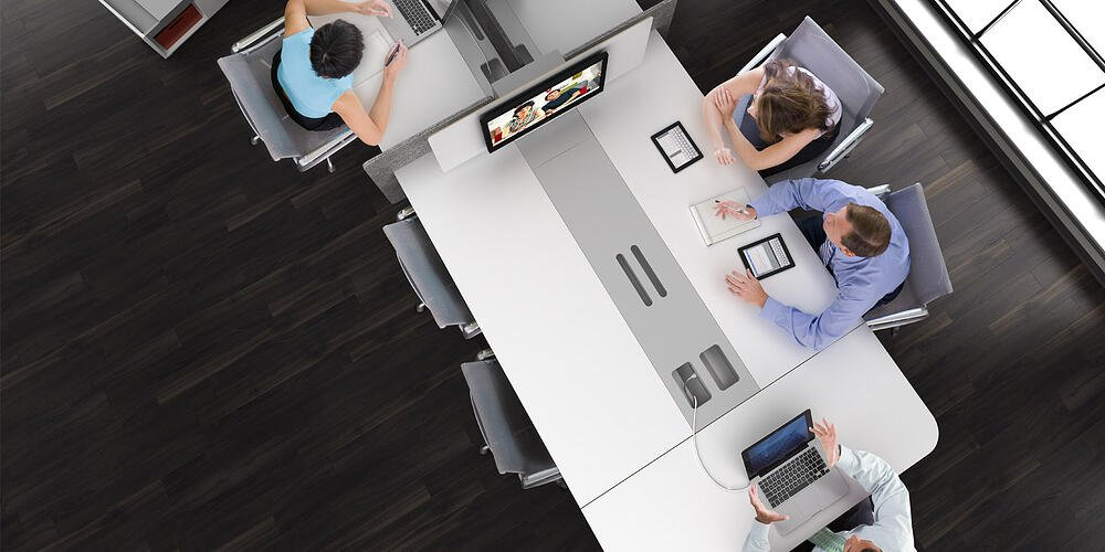 Open Office Furniture Systems
