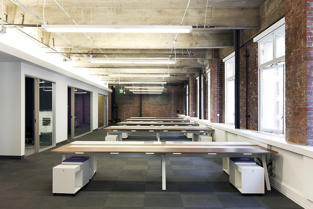 Designing an office space